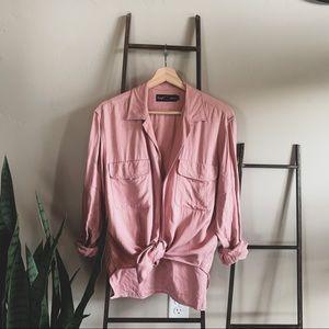 Vintage Ralph Lauren Button Up